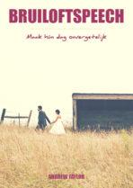 Bruiloftspeech boek